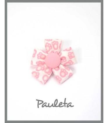 Accesorio pelo bebe fantasía rosa ES7002-23