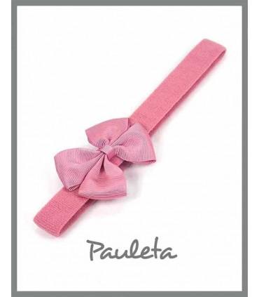 Diademas bebe online rosa empolvado P3125-61