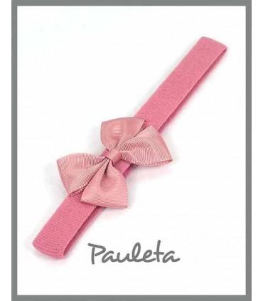Diademas bebe online rosa maquillaje P3125-25