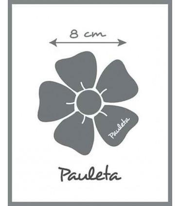 medidas Turbante beige clarito de bebé recién nacido P3116-02