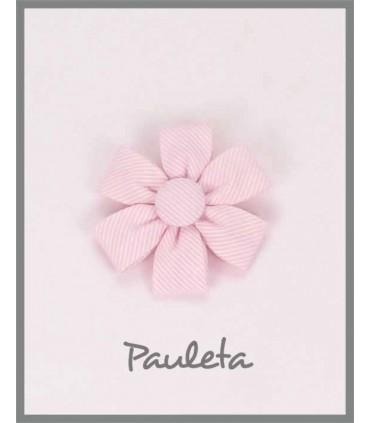 Pinzas para el pelo niña color rosa ES7010-23